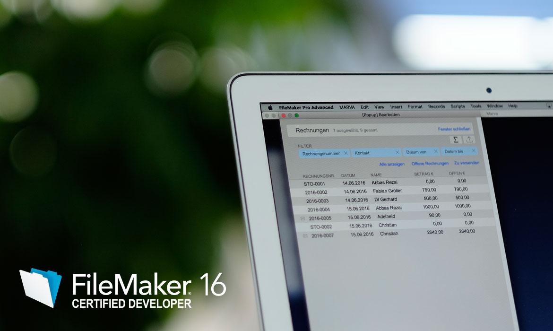 koschier FileMaker Zertifiziert